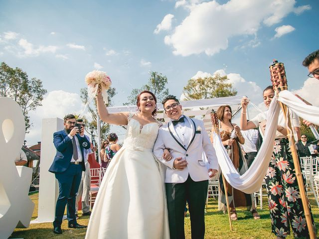 La boda de Marilú y Fabiola