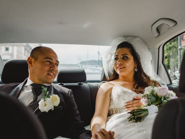 La boda de Daniela y Carlos