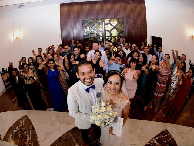 La boda de Tatiana y Gustavo