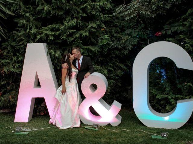 La boda de Angie y Colten