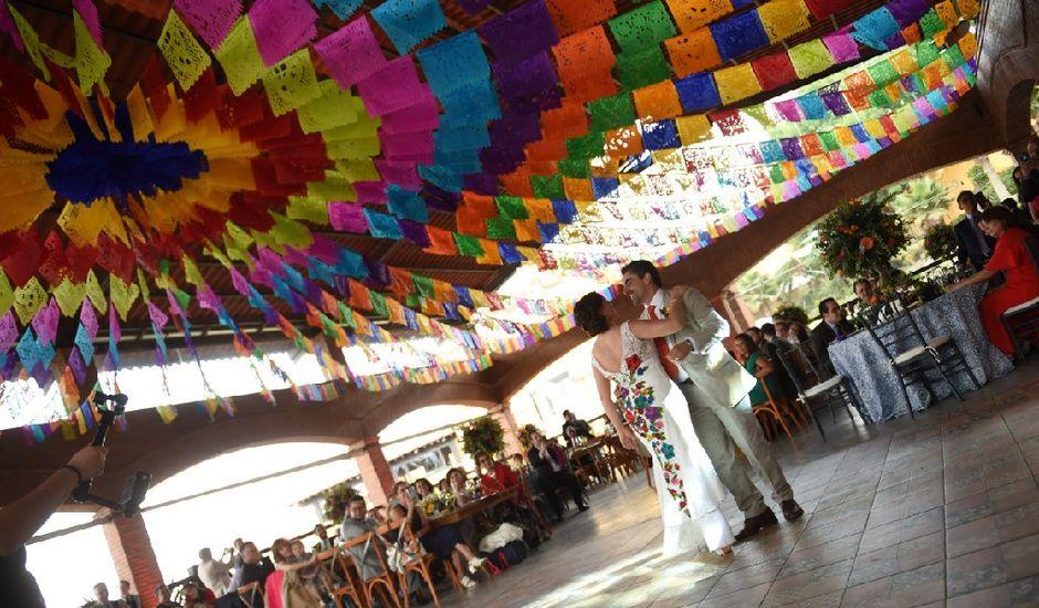 La boda de Mauricio Rueda y Fernanda Fossas en Tlalpan, Ciudad de México