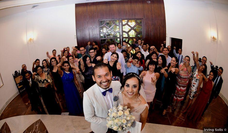 La boda de Gustavo y Tatiana en Veracruz, Veracruz