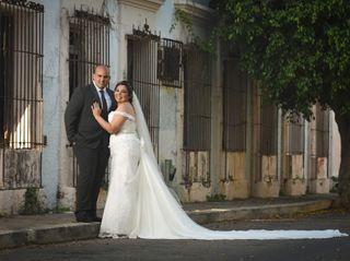 La boda de Paola y Arturo 1