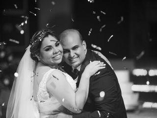 La boda de Paola y Arturo