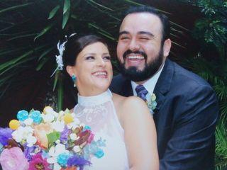 La boda de Eleonora y Angel