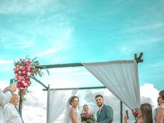 La boda de Romina y Fredy 1