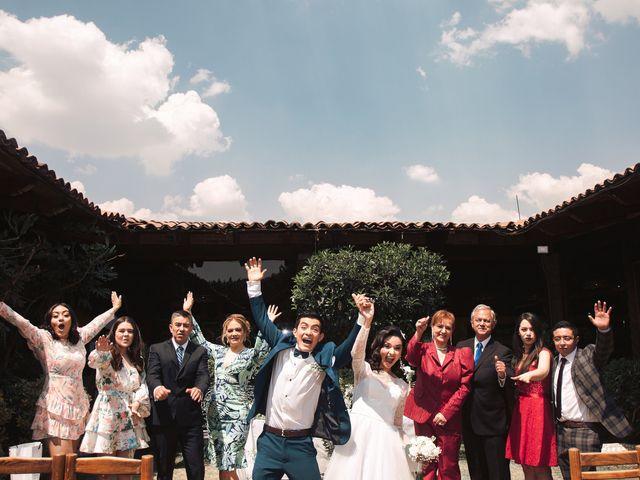 La boda de Tania y Efrain