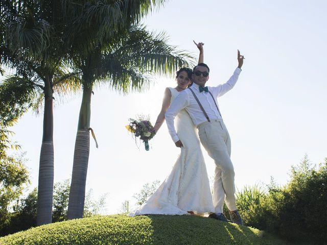 La boda de Karla y Marvin