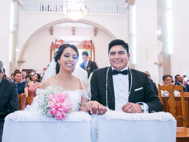 La boda de Monica y Mario