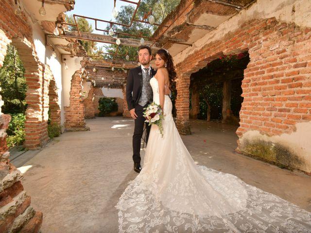 La boda de Ismael y Maribel