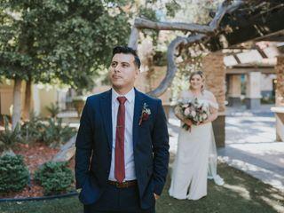 La boda de Cesia y Ismael