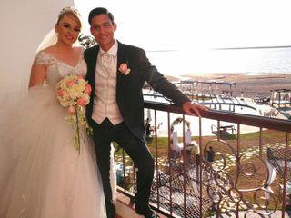 La boda de Iskra y Luis Alberto