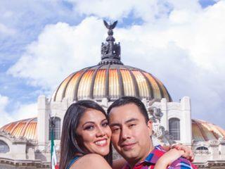 La boda de Viridiana y Luis Enrique 2