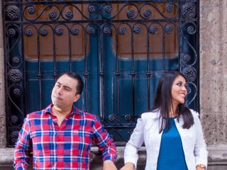 La boda de Viridiana y Luis Enrique 3