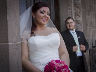 La boda de Pacho y Mariana