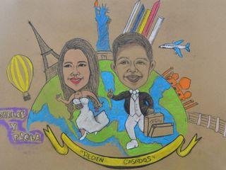 La boda de Paola  y Juan Carlos  1