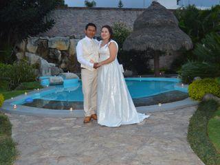 La boda de Paola  y Juan Carlos