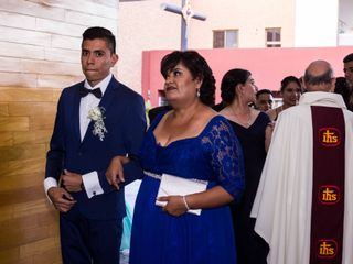 La boda de Nancy y Daniel 1