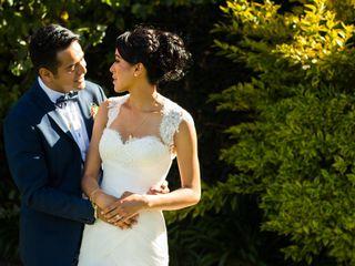 La boda de Nancy y Armando