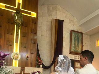 La boda de Karla  y Jesús  2