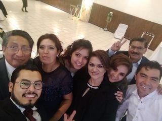 La boda de Yara Fernanda  y Julian 1