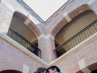 La boda de Miriam y Edgar 1