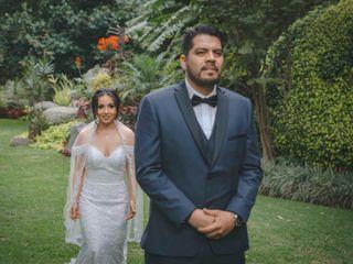 La boda de Sindy y Esteban 2
