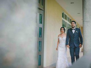 La boda de Sindy y Esteban