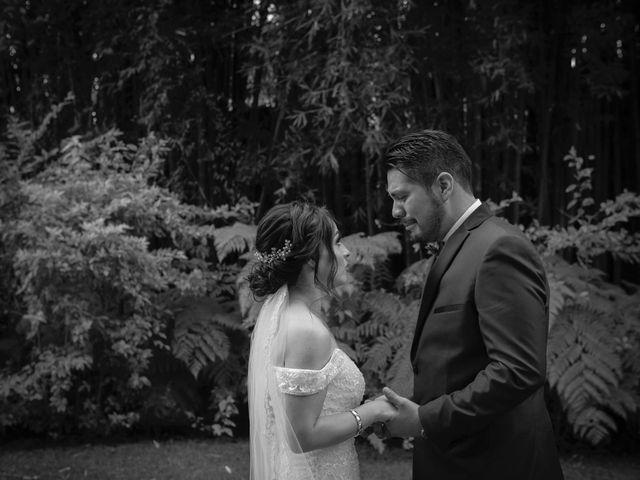 La boda de Esteban y Sindy en Cuernavaca, Morelos 3