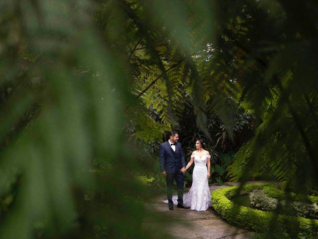 La boda de Esteban y Sindy en Cuernavaca, Morelos 5