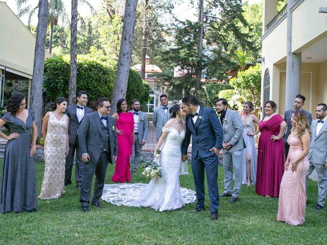 La boda de Esteban y Sindy en Cuernavaca, Morelos 10