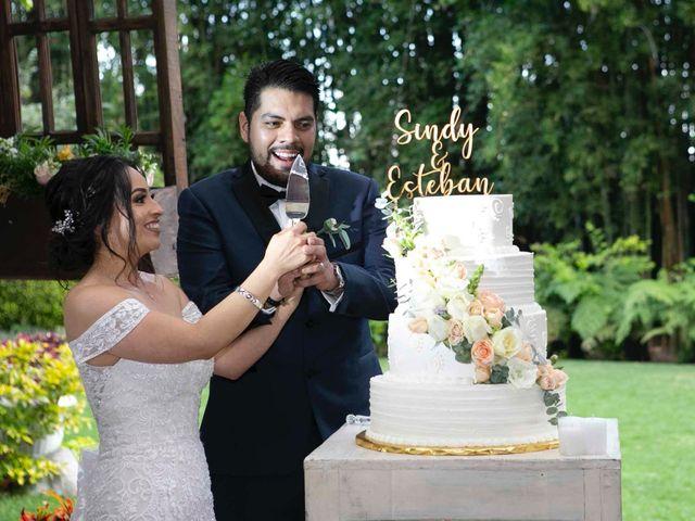 La boda de Esteban y Sindy en Cuernavaca, Morelos 20