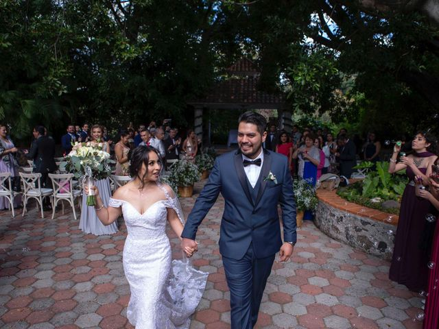 La boda de Esteban y Sindy en Cuernavaca, Morelos 25