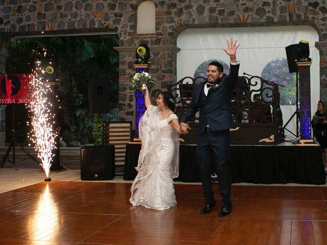 La boda de Esteban y Sindy en Cuernavaca, Morelos 30