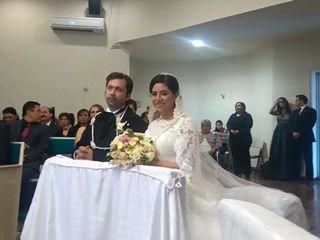 La boda de Adriana y Ramón