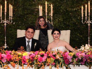 La boda de Caroli y Manuel