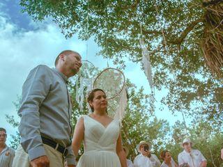 La boda de Jessica y Edgar