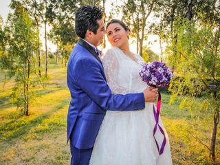 La boda de Nancy y Diego