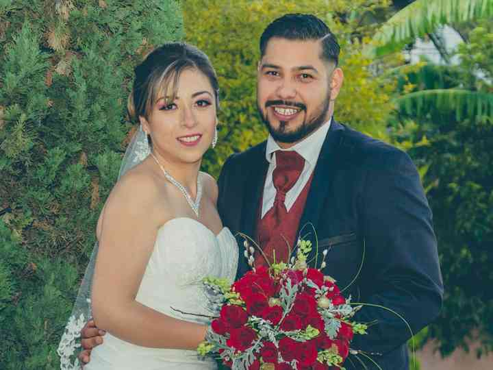 La boda de Lucero y Jesus