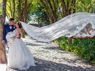 La boda de Lili y Alan