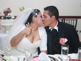La boda de Karina y Carlos 1