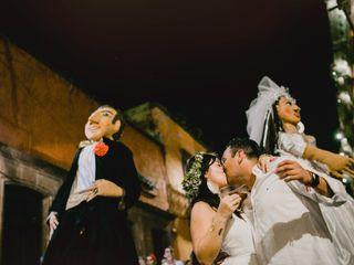 La boda de Karla y Isra 2