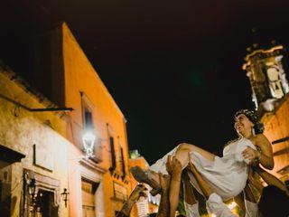 La boda de Karla y Isra 3