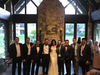 La boda de Edwin  y Jeny 1