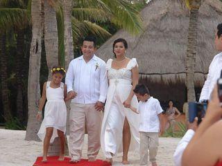La boda de Enna y Christian