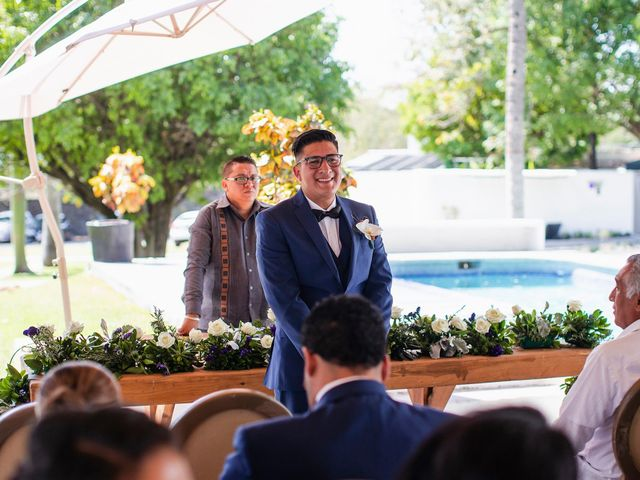 La boda de Alan y Lili en Xochitepec, Morelos 1