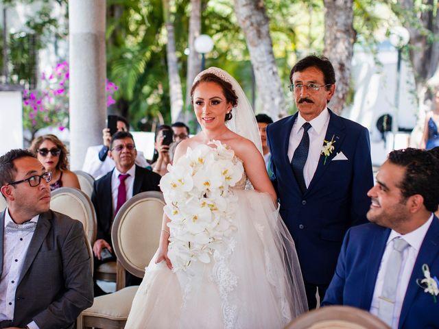 La boda de Alan y Lili en Xochitepec, Morelos 2