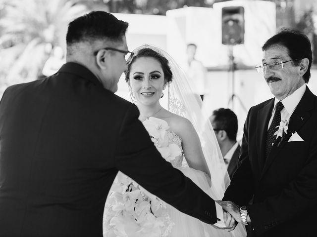La boda de Alan y Lili en Xochitepec, Morelos 3