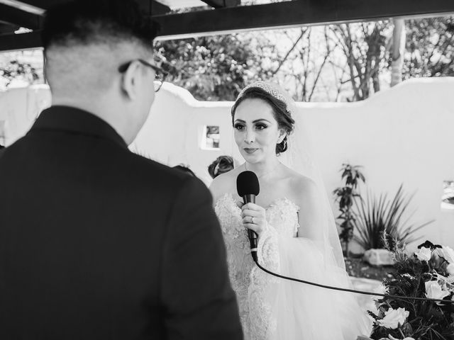 La boda de Alan y Lili en Xochitepec, Morelos 4