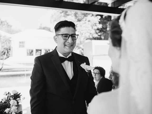 La boda de Alan y Lili en Xochitepec, Morelos 5
